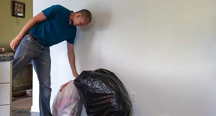 Müll Rausbringen